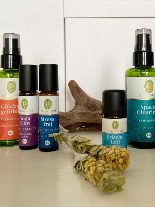 Aromatherapie: Wenn du dein Zuhause nicht mehr riechen kannst