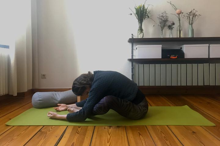 Yin Yoga Tutorial: 30-Minuten-Sequenz für den Frühling 3
