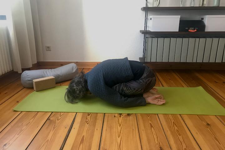 Yin Yoga Tutorial: 30-Minuten-Sequenz für den Frühling 5