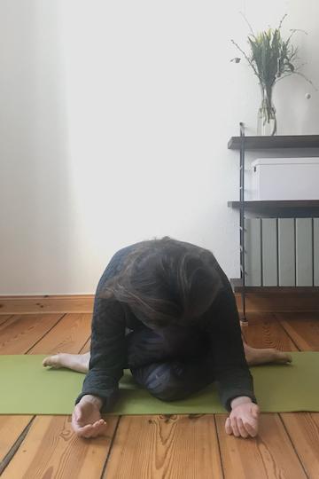 Yin Yoga Tutorial: 30-Minuten-Sequenz für den Frühling 8