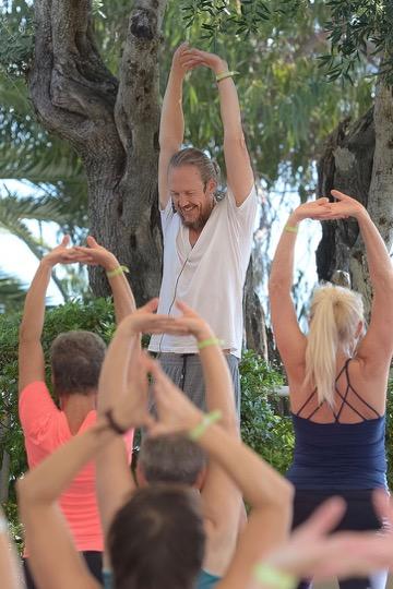 Best of Livestream: Wo wir jetzt Yoga üben und Workouts machen 5