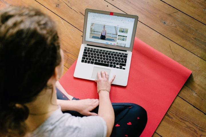 Best of Livestream: Wo wir jetzt Yoga üben und Workouts machen 7