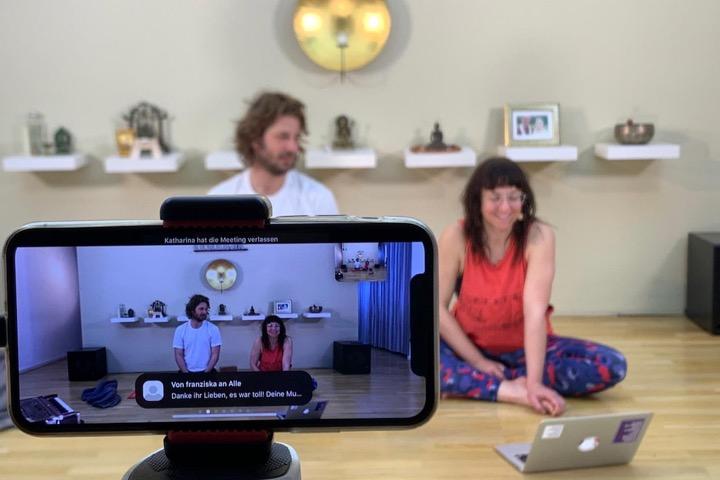Best of Livestream: Wo wir jetzt Yoga üben und Workouts machen