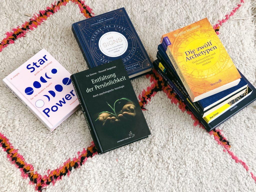 Bookspiration: Die besten Astrologie-Bücher