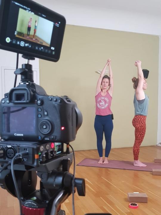 Yoga-Ausbildung online: Ja oder nein?