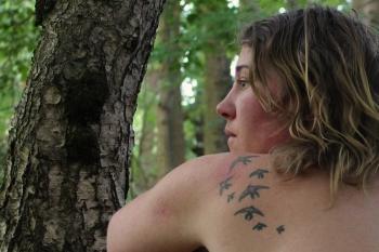 Im Wald gibt es keine Spiegel: Ein Selbstliebe Ritual