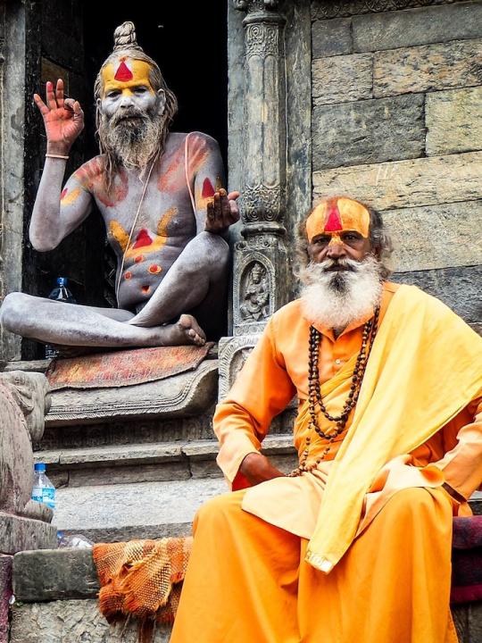 Kulturelle Aneignung: Haben wir Indien Yoga geklaut?