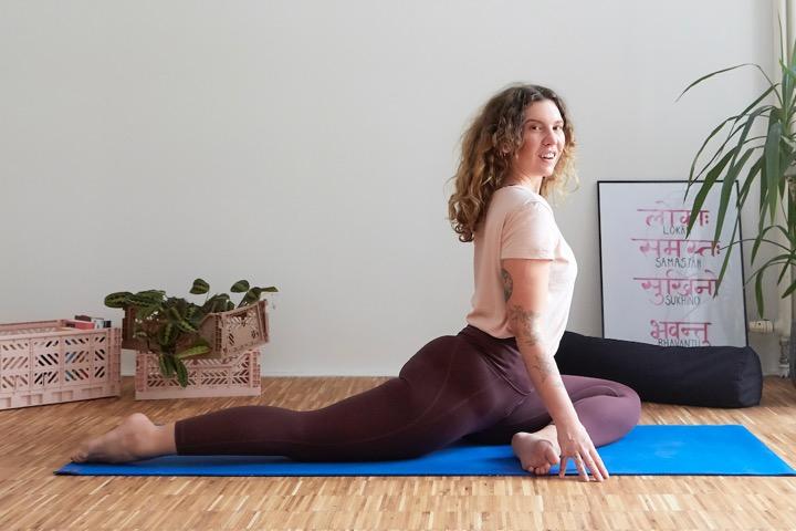 Mental Health Yoga II: Ein Flow für psychische Stärke 14