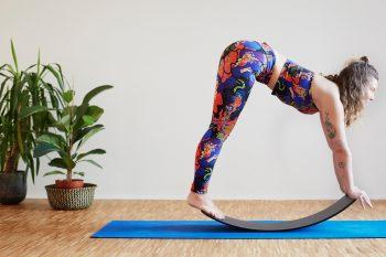 #brettyoga: Eine Yogasequenz für das Balance Board
