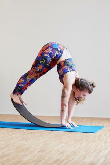 #brettyoga: Eine Yogasequenz für das Balance Board 2