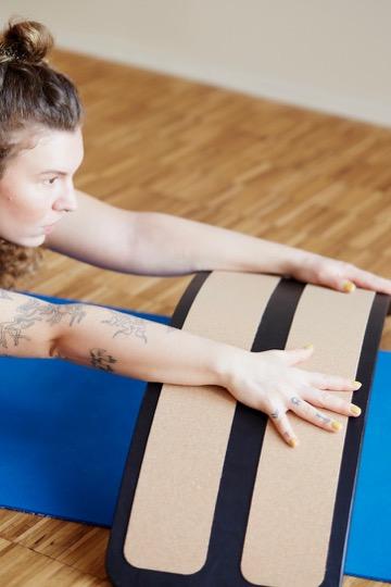 #brettyoga: Eine Yogasequenz für das Balance Board 3