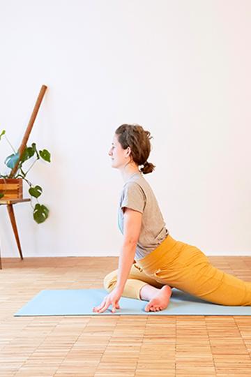 25 Minuten Yoga Sequenz zum Abschalten 11