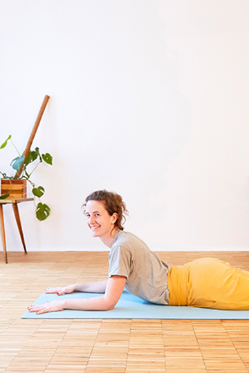 25 Minuten Yoga Sequenz zum Abschalten 12