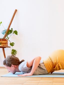 25 Minuten Yoga Sequenz zum Abschalten 13