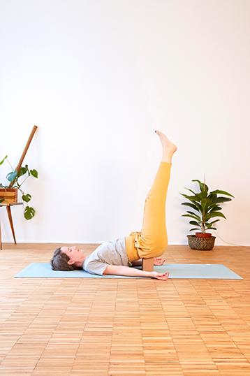 25 Minuten Yoga Sequenz zum Abschalten 1