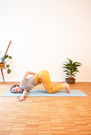 25 Minuten Yoga Sequenz zum Abschalten 2