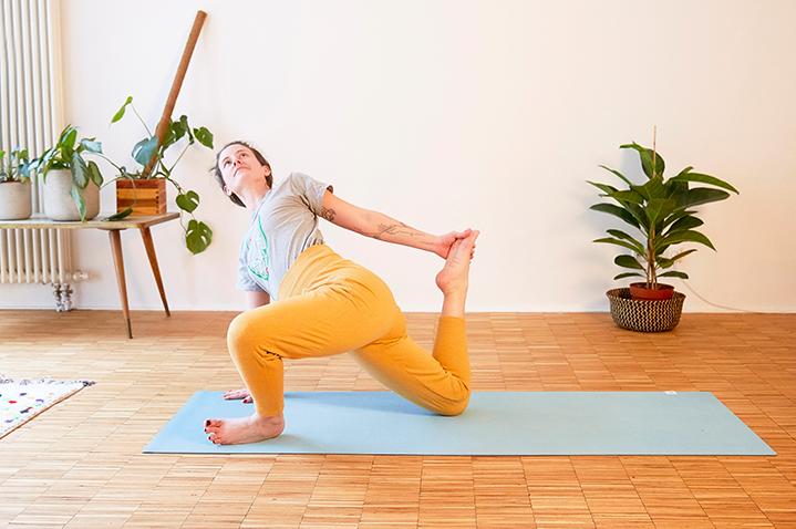25 Minuten Yoga Sequenz zum Abschalten 3