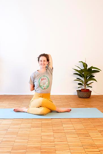 25 Minuten Yoga Sequenz zum Abschalten 5