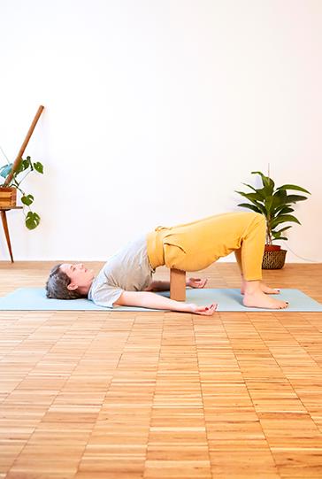 25 Minuten Yoga Sequenz zum Abschalten 6