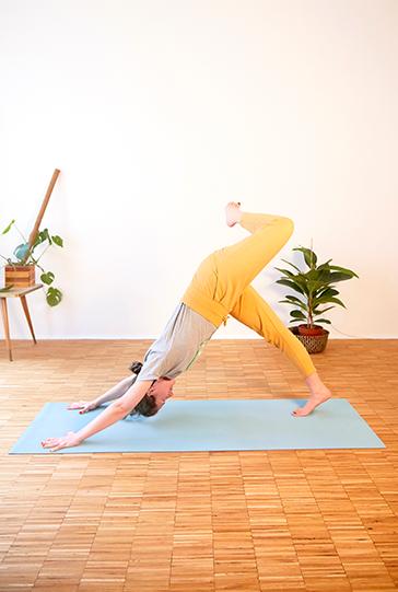 25 Minuten Yoga Sequenz zum Abschalten 7
