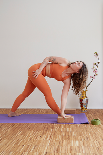 Guide yourself: 6 Self-Assists für deine Yogapraxis