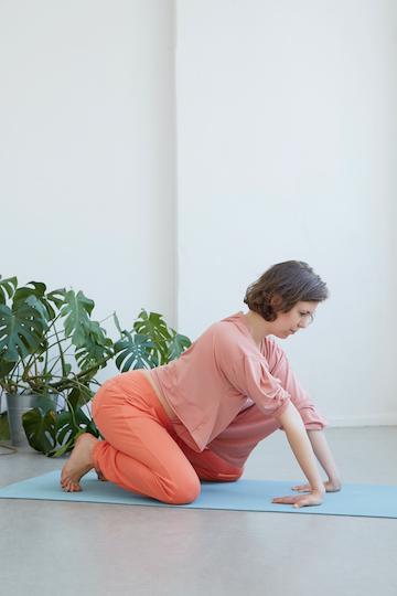 Yin Yoga Tutorial: 30 Minuten Sequenz für den Sommer 2