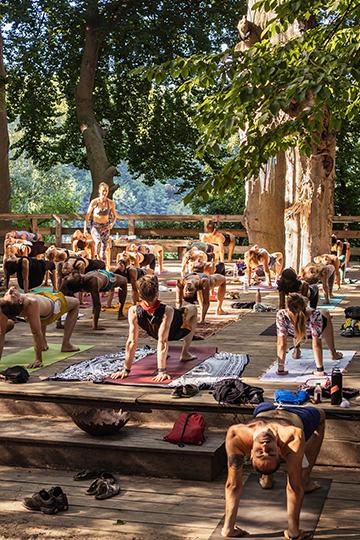 Die besten Yogareisen 2021