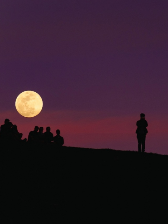 Moonvibes Juni: Super-Vollmond in Steinbock am 24.6.21