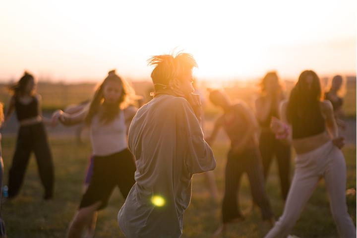 Meditation auf dem Dancefloor: Was es mit Dose of Pleasure auf sich hat