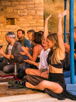 Retreat light, dive deep: Der Jivamukti Ashram auf Kreta 5